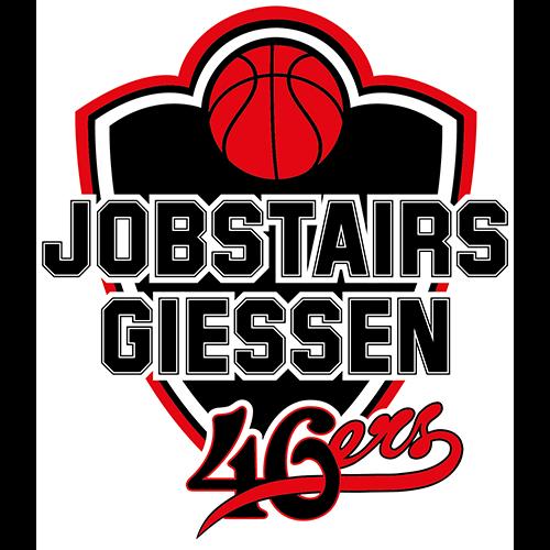 JobStairs GIESSEN 46ers Logo